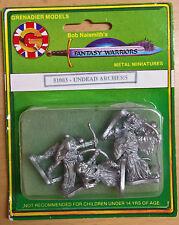 Grenadier Fantasy Warriors - 51003 Undead Archers (MIB)