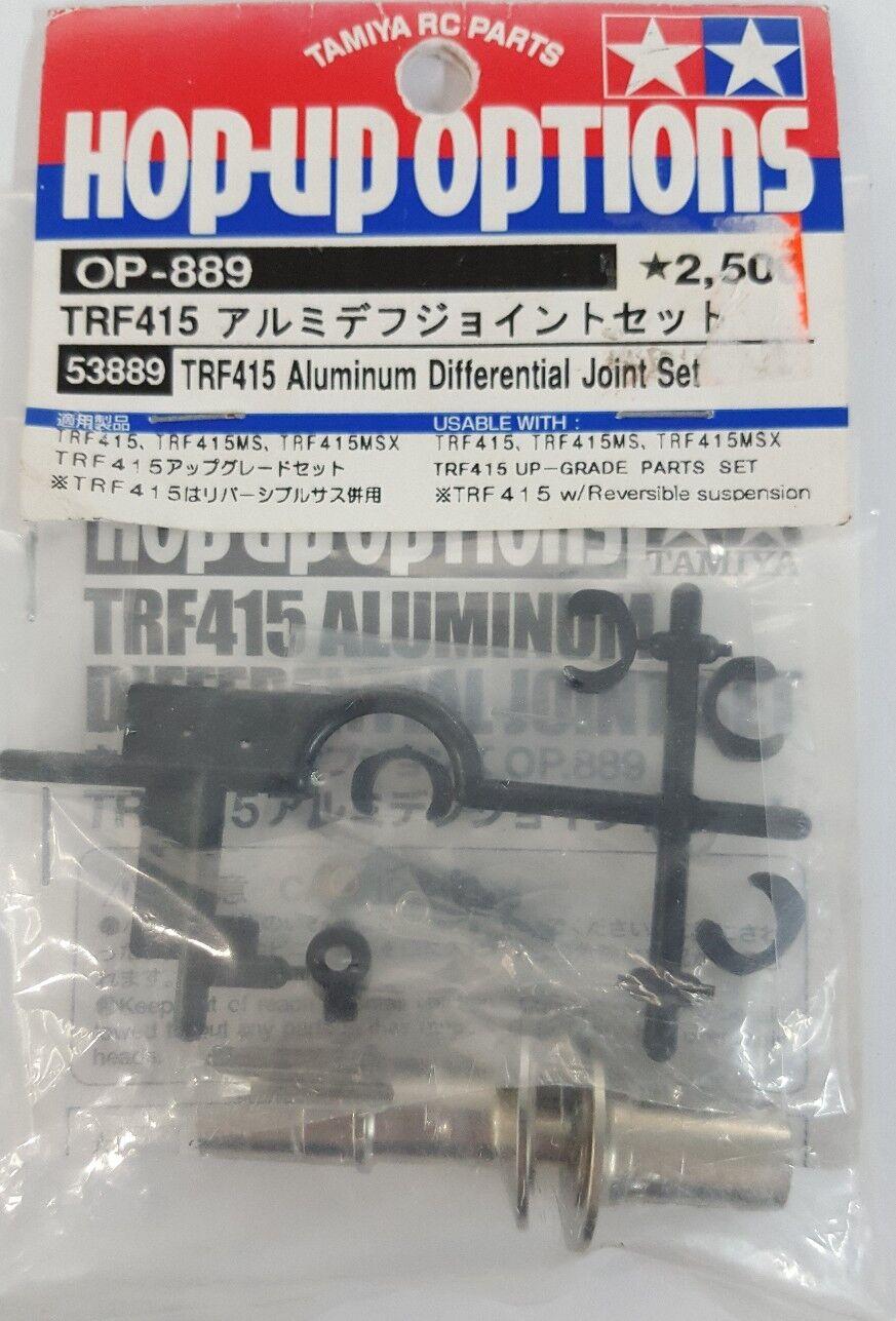 Tamiya 1 10 TRF415 Aluminum Aluminum Aluminum Differential Outdrive Joint Set OZRC 2673f2