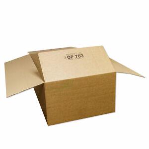100 x Faltkarton 550x500x350 mm OP 501 Versandkartons Verpackungen Paket Kartons