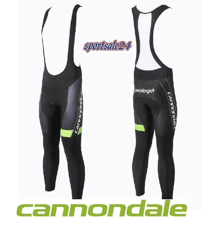 Cannondale Team Factory Bib Tight long Radhose lang CFR  5T293 SONDERPREIS
