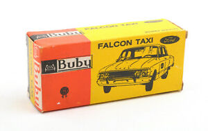 Buby-Argentina-No-1045-Ford-Falcon-Taxi-Empty-Box-Only
