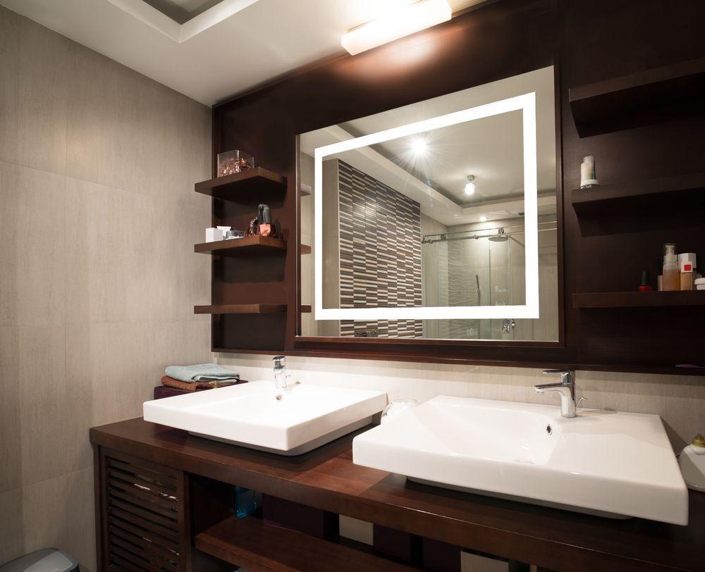 Beleuchteter LED Badspiegel - Z_LED
