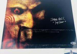 Tobin-Bell-signed-JIGSAW-SAW-11X14-METALLIC-photo-BAS-COA-H32802