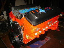Chevy 1987-2000 model TBI / VORTEC 383 stroker motor.