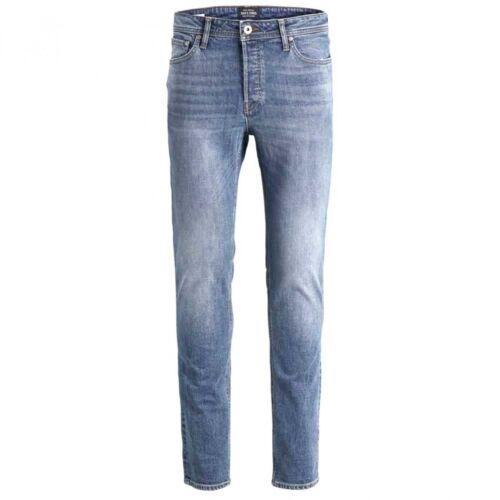 Jack /& Jones Herren Jeans TIM ORIGINAL AM 727 Slim Fit
