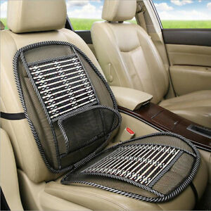 Image Is Loading 1xUniversal Summer Cool Car Auto Seat Cover Cushion
