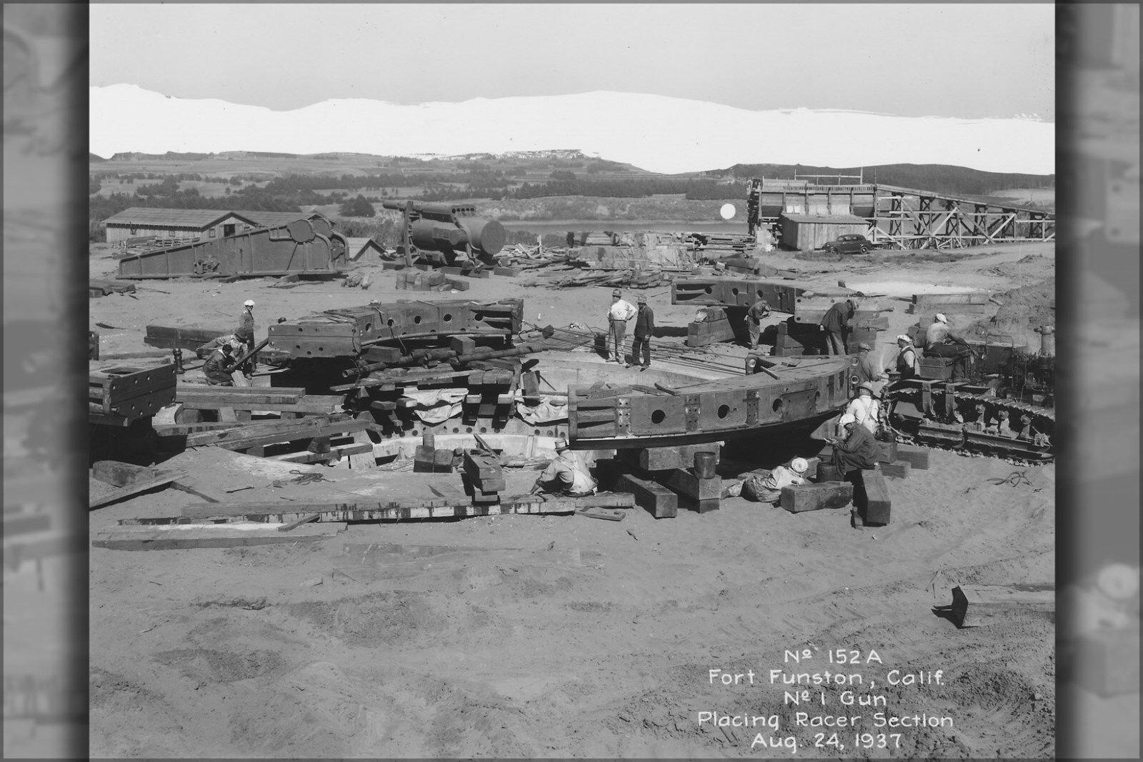 Affiche, Plusieurs Tailles; Numéro 152A 152A 152A Fort Funston, Calif No. 1 Pistolet, | Belle Couleur  | Vente Chaude  | Léger  | Pour Votre Sélection  8bc1a8