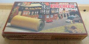 Vollmer-N-Gauge-7354-Strassenpflaster-Folie-2m-Long-4cm-Wide-Boxed