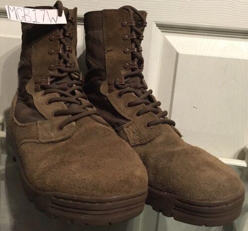 Combat Boots 7w Genuine Brown Army Mgb17w Issue Scorpion Ladies Desert Magnum fqTwY1