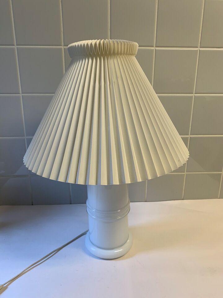 Holmegaard, Apotekerlampe stor, bordlampe
