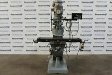 Bridgeport Series I 9 X 49 Variable Speed Vertical Milling Machine With Dro Pow
