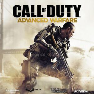 call of duty advanced warfare steam product key