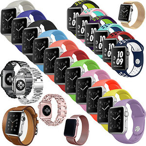 For-Apple-Watch-Series-1-2-3-Band-Strap-Bracelet-Replacement-New-USA
