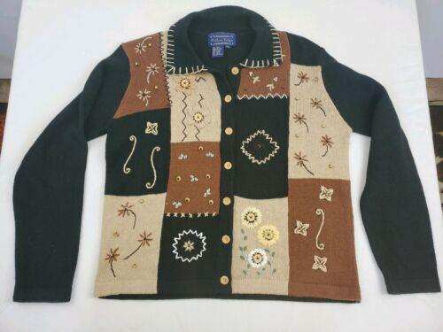 Willow Ridge Womens PS Cardigan Sweater Jacket wit