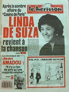 Frugal Marius L'épatant Le Hérisson N°2232 - 1989 - Linda De Suza - Jacques Marin -