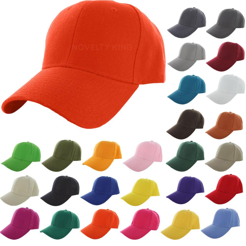 Herren Damen Unisex Baseball Cap Hüte Mütze Kappe Fitted Hat Sport Outdoor