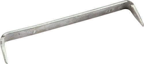 Échafaudage pince 300x25x5mm plats en acier forgé