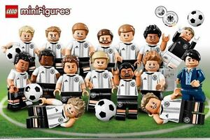 Lego-Minifigure-Figurine-Serie-Mannschaft-Equipe-Foot-Choose-Minifig-NEW