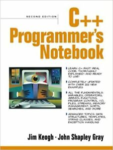 C-Programmer-039-s-Notebook-2nd-Edition-Subsequent-Edition-Jim-Keogh-John-Shaple