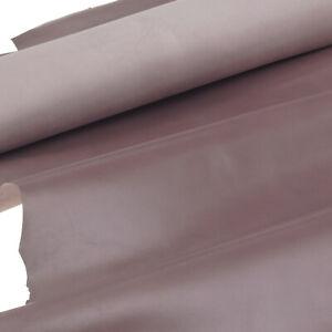 Piel-de-Cordero-0-8-MM-Dick-Liso-Autentico-Cuero-Partes-Exterior-E204