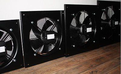 Energisch Ventilator Lüfter Für Rückkühler Verdampfer Kondensator Alle Größen Verfügbar Aromatischer Geschmack