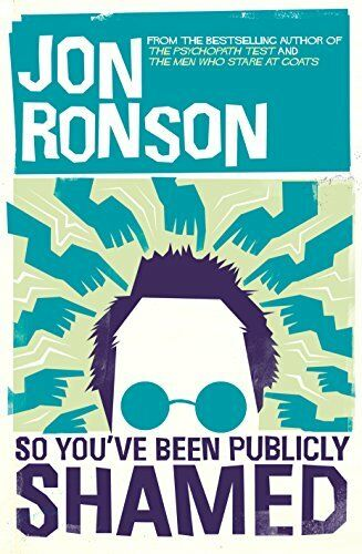 1 of 1 - So You've  Been Publicly Shamed by Ronson, Jon 0330492284 The Cheap Fast Free