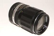 M42 fit Soligor f3.5 135mm prime lens