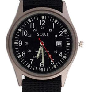SOKI-Quarz-Militaerarmee-Sport-Mann-Armbanduhr-Zifferblatt-Kalender-Uhren-Leg-BS