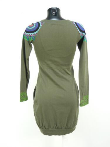 8501 100 K Xs Multicolore Robe Desigual Coton YZ0qPHw