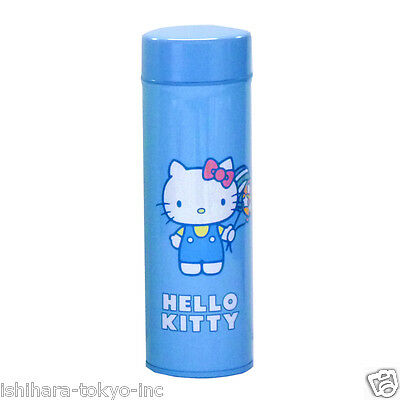[Official] HELLO KITTY : 3 Flavored - Sweet Green Tea Powder 70g (2.46oz) in can