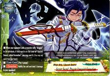 Buddyfight 1x D-CBT/0053EN - U - Secret Sword, Dragon Vanquish Formation