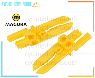 New Magura Transport Device for Disc Brakes Yellow