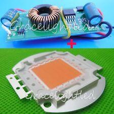 Dc 12v Input 50w Led Driver 50w Cob Full Spectrum Led Grow Chip 380 840nm Diy