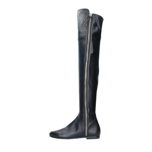 Chaussures Cuissard Femme Kv380 Noir Giuseppe Zanotti Design Pxd4w