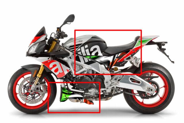 2 SUZUKI GSXR METALLIC CHROME FAIRING DECALS STICKERS 1000 TANK BIKE MOTORCYCLE