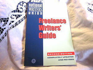 Book-Freelance-Writers-Guide-Second-Edition-National-writers-union-PB-2000