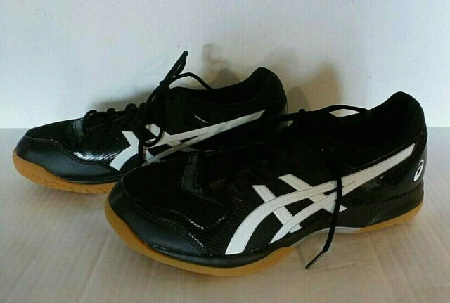 ASICS GEL ROCKET MENS  VOLLEYBALL SHOES SIZE 10.5 1071A030