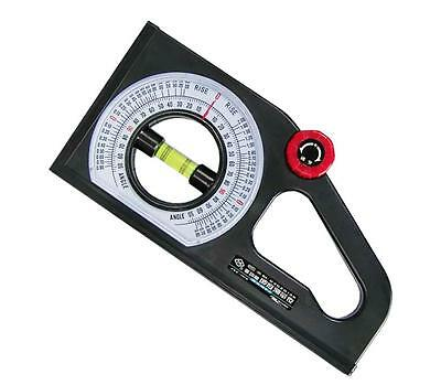 Multifunctional Protractor Angle Finder Slope Scale Instrument Measuring Too New