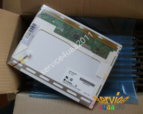 a-Si TFT-LCD Panel LB104S01-TL02 10.4 inch 800*600 Display for LG