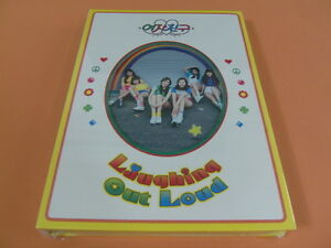 G-FRIEND-LOL-Laughing-Out-Loud-Ver-CD-w-Booklet-124p-Photocard-GFRIEND