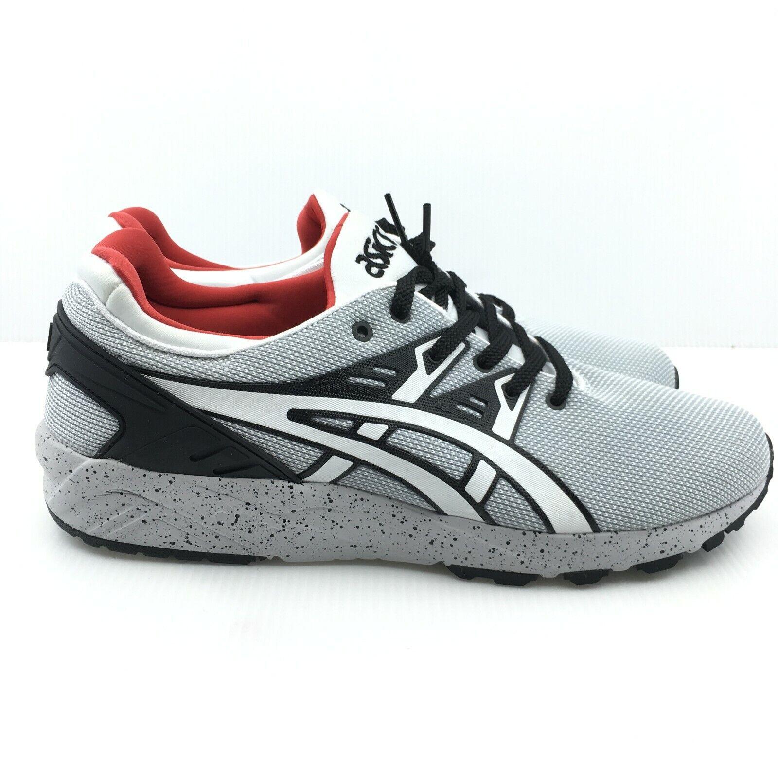 premium selection 467d4 2d687 Asics Tiger Men's Gel-Kayano Trainer Evo, White/White H6N0N-0101 Tiger  Running