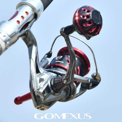 Gomexus Kurbelknauf für Shimano Stradic CI4+1500-3000 Angelrolle 35mm Direkte