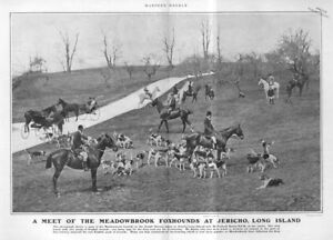 FOX-HUNTING-MEET-OF-THE-MEADOWBROOK-ENGLISH-FOXHOUNDS-HORSES-JERICHO-LONG-ISLAND