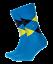 thumbnail 5 - Discount-30-BURLINGTON-Socks-Tights-King-21020-Sock-Short-Cotton-Rhombus-40-46