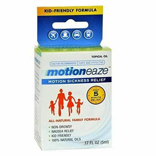 Motioneaze Motion Sickness Relief 5 ml by Motion Eaze