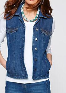 jeansweste damen gr 50 super jeans in dieser saison. Black Bedroom Furniture Sets. Home Design Ideas