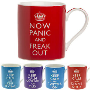 KEEP-CALM-AND-CARRY-ON-MUG-COFFEE-CUP-TEA-MUGS-FUN-GIFT-OFFICE-NOVELTY-SET-NEW