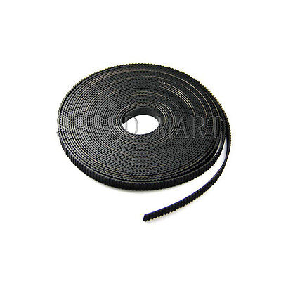 Open End RepRap GT2 Timing Belt 6mm wide 2mm pitch 2GT for Pulley 3D Printer CNC