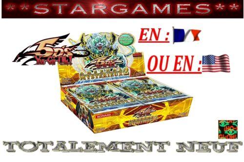 YU-GI-OH ARSENAL MYSTERIEUX 2 HA02 STR UR  FR OU US VO AU CHOIX ⓃⒺⓊⒻ MINT