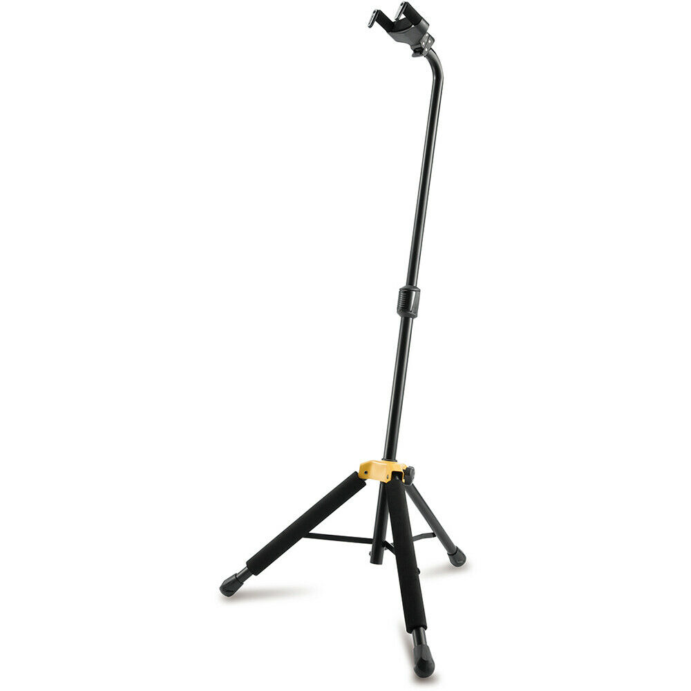 Hercules Stands GS414B PLUS Guitar Stand w  Upgraded Auto-Grip System